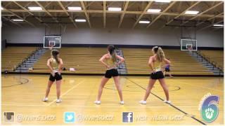 getlinkyoutube.com-WWMS Cheer Youth Dance 2013
