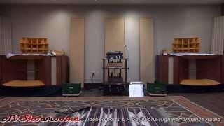 getlinkyoutube.com-Live Sound Designs, amazing horn loudspeakers, RCA's, The Capital Audiofest
