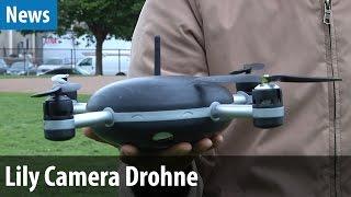 getlinkyoutube.com-Diese Drohne fliegt & filmt automatisch - Lily Camera | deutsch / german