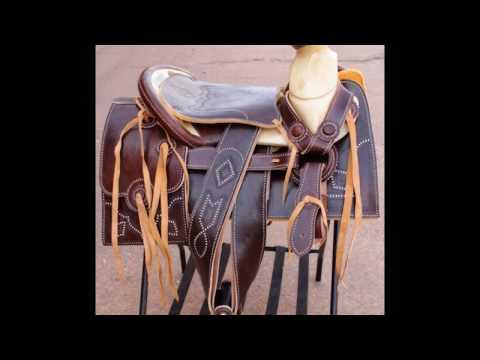 Monturas Charras-Mexican Charro Saddles