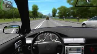 getlinkyoutube.com-City Car Driving - Volkswagen Passat B5