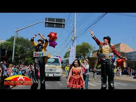 Desfile Cívico de 07 de Setembro - Moreira Sales 2017