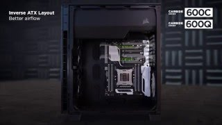 getlinkyoutube.com-Corsair 600C and 600Q Inverse ATX full-tower cases: the official trailer!