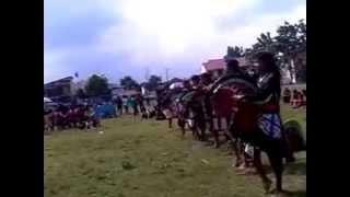getlinkyoutube.com-kesenian kuda lumping tarian tarian di lapangan glempang purwokerto utara