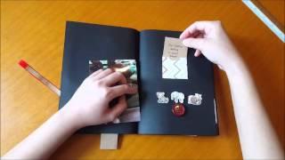 getlinkyoutube.com-DIY Scrapbook for a best friend