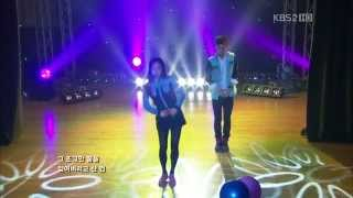 getlinkyoutube.com-Dream High 2:  JR & Yeon Joo - Balloons ( episode 14 cut )