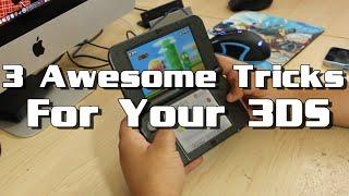 getlinkyoutube.com-3 Awesome Tricks for Your Nintendo 3DS