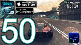 getlinkyoutube.com-NEED FOR SPEED No Limits Android iOS Walkthrough - Part 50 - Underground Chapter 9,10: The Long Roa