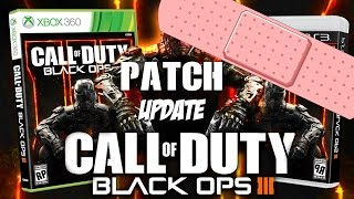 getlinkyoutube.com-HUGE PATCH UPDATE!!  For Black Ops 3 On Xbox 360 (Call of duty black ops 3 xbox 360 gameplay)