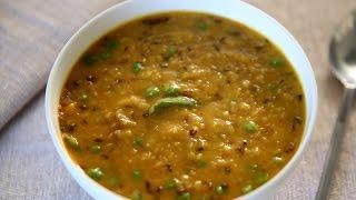 getlinkyoutube.com-Bhaja Muger Dal Recipe | Popular Bengali Style Moong Dal Recipe | Masala Trails With Smita Deo