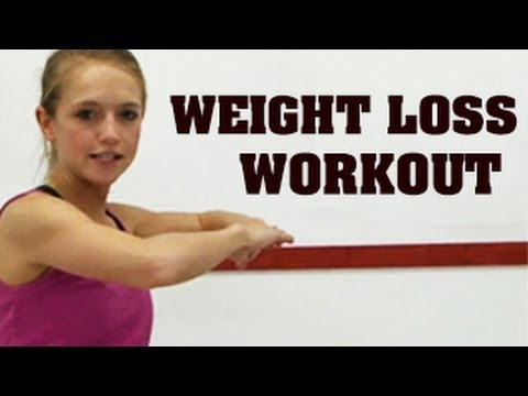 WeightLoss Workout : Reduce your Waistline.