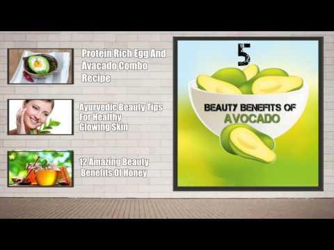 Avocado Beauty and Skin Benefits