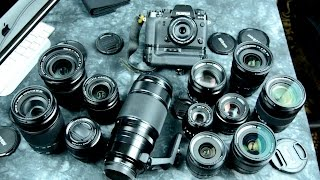 getlinkyoutube.com-☽○☾ FUJIFILM Owners Must See! Fuji's best lenses, their qualities, comparisons & conclusions