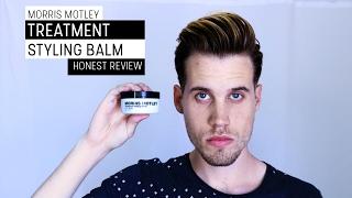 getlinkyoutube.com-Morris Motley Treatment Styling Balm | Honest Review