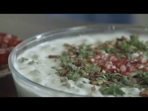 ( @3almezan | مطبخ ميزان ٥ | فتة الحمص المفيدة )