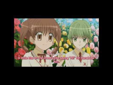 Yumeiro Patissiere [Hanabusa & Ichigo's kiss]