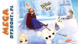getlinkyoutube.com-Anna i Elsa Na Lodzie! - Disney Frozen - Gry Zręcznościowe dla dzieci - Hasbro Gaming