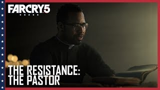Far Cry 5 - Pastor Jerome Jeffries Trailer