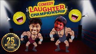 getlinkyoutube.com-Johnny Lever Comedy Scenes - Rajpal Yadav Comedy Scenes - 1 - Comedy Laughter Championship
