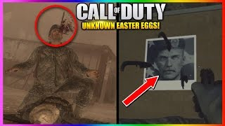getlinkyoutube.com-UNKNOWN Easter Eggs You DIDN'T KNOW WERE IN CALL OF DUTY!