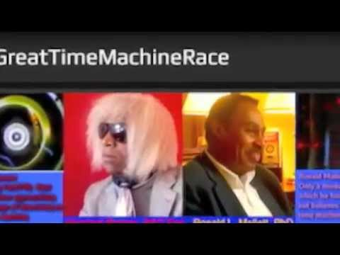 the time machine race