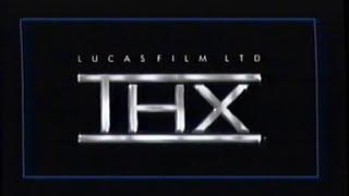 getlinkyoutube.com-THX - Lucasfilm LTD (2003) Company Logo (VHS Capture)