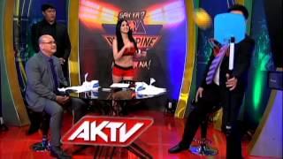 getlinkyoutube.com-AKTV Center: Shoot or Dare with Abby Poblador and Beau Belga