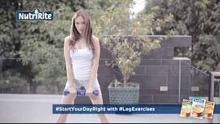 getlinkyoutube.com-9 of 10: Leg Exercises with Ellen Adarna | Start Your Day Right with NutriRite