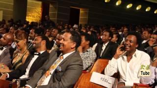 Comedian Filfilu Stand up Comedy at Gumma Award 2015 - DireTube