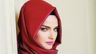 getlinkyoutube.com-موضة الحجاب والطرح 2014 | احدث لفات حجاب 2014 لفات جميلة وحديثة ورائعة | لفات حجاب سهلة وجديدة