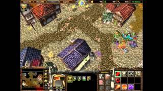 getlinkyoutube.com-Warcraft 3 Shards of Resistance custom campaign Chapter 1
