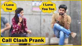 Epic - Call Clash Prank on Girls - Prank In India | The HunGama Films width=