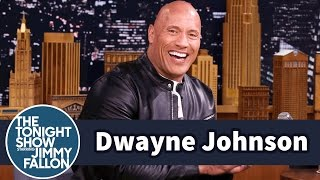 Dwayne Johnson Is a Monster After Being Named Sexiest Man Alive