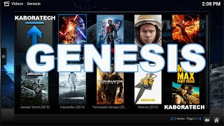 getlinkyoutube.com-How to install GENESIS add on