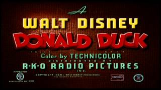 "getlinkyoutube.com-Donald Duck - ""Corn Chips"" (1951) - recreation titles"