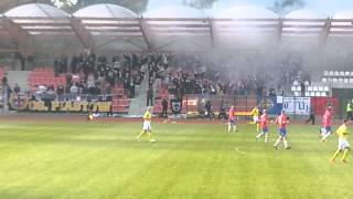 IV Liga 2013/14 Stal Brzeg - Chemik 2-3