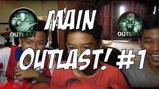 getlinkyoutube.com-Dikejar monster aneh!! XD - Main Outlast [Part 1]