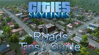 getlinkyoutube.com-Cities: Skylines - Roads Tips / Guide