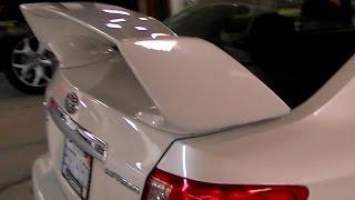 getlinkyoutube.com-Car Spoiler Install