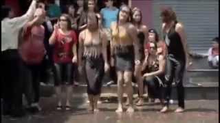 myanmar water 2015 သၾကၤန္ song
