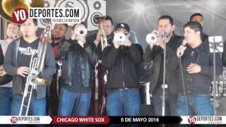 White Sox 5 de Mayo y la Banda Nueva Raza en Chicago
