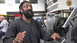 getlinkyoutube.com-SuperTraining at The Mecca Gold's Gym Venice with Charles Glass