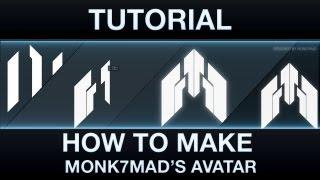 getlinkyoutube.com-How to: Make My Avatar / Logo [With Template]