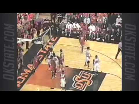 Oklahoma State vs. Texas - Triple Overtime Game - 2007 Basketball