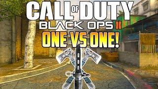 getlinkyoutube.com-ONE vs ONE Challenge! - Ballista Knife & Combat Axe! (Black Ops 2)