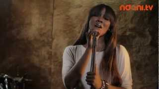 Ndani TV: TIWA SAVAGE SINGS THE NATIONAL ANTHEM OF NIGERIA ON NDANI SESSIONS