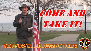 getlinkyoutube.com-Marine Responds To #SJW #FlagBurningChallenge: #MolonLabe #ComeAndTakeIt