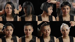 getlinkyoutube.com-Hair2U - Toni's Headshave Preview