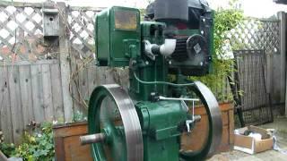 getlinkyoutube.com-lister cs diesel 5/1 stationary engine