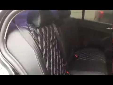 Чехлы на сиденья Skoda Superb I